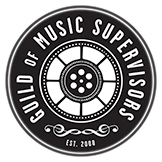 Guild of Music Supervisors logo